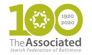 The Associated 100 logo